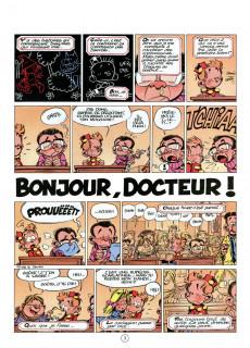Extrait de Le petit Spirou -3a1993- Mais ! qu'est-ce que tu fabriques ?