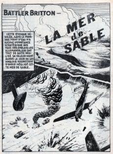 Extrait de Battler Britton -324- La mer de sable