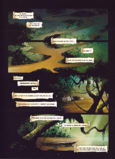 Extrait de Conquistador (Dufaux/Xavier) -1- Tome I