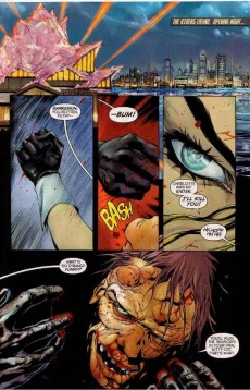 Extrait de Detective Comics (2011) -7- The snake and the hawk
