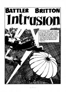 Extrait de Battler Britton -235- Intrusion