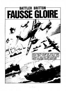 Extrait de Battler Britton -237- Fausse gloire