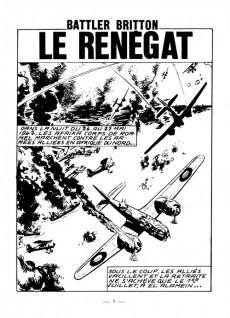 Extrait de Battler Britton -231- Le renégat