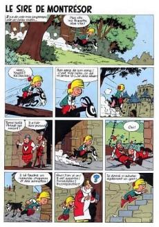 Extrait de Johan et Pirlouit -8c82- Le sire de montrésor