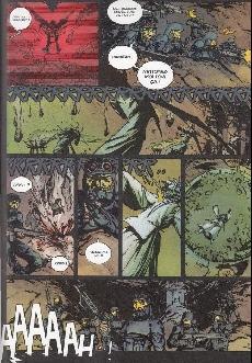 Extrait de Tomb Raider (Glénat) -1- Dark Aeons