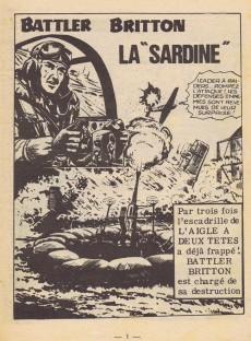 Extrait de Battler Britton -161- La