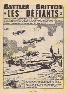 Extrait de Battler Britton -191- Les Défiants