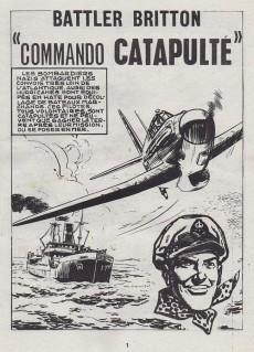 Extrait de Battler Britton -435- Commando catapulté