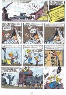 Extrait de Lucky Luke -20a85- Billy the Kid