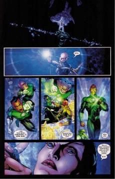 Extrait de Green Lantern (2011) -7- The secret of the indigo tribe