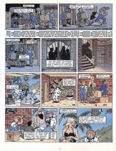 Extrait de Luc Leroi -3- Luc Leroi remonte la pente