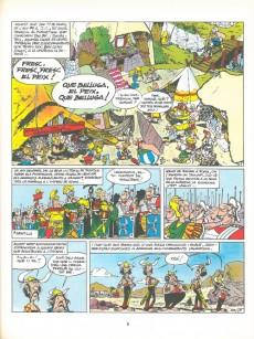 Extrait de Astérix (en langues étrangères) -14Cat- Astèrix a Hispània