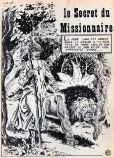 Extrait de Kalar -158- Le secret du missionnaire