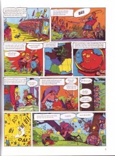 Extrait de Astérix (en langues étrangères) -1Viet- Astérix Người Gaulois