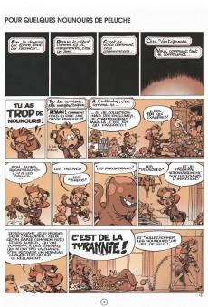 Extrait de Le petit Spirou -7a2003- Demande à ton père !
