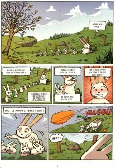 Extrait de José Lapin (Une aventure de) -2- La chasse au dahu