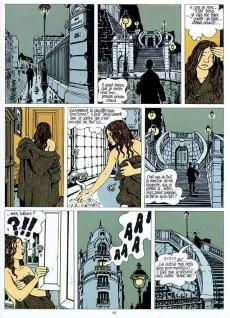 Extrait de Adèle Blanc-Sec (Les Aventures Extraordinaires d') -6a85- Le noyé à deux têtes