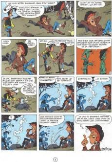 Extrait de Lucky Luke -30a83- Calamity Jane