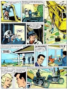 Extrait de Ric Hochet - La collection (Hachette) -4- L'ombre de caméléon