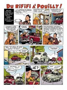 Extrait de Jacques Gipar (Une aventure de) -3- Une 2CV pour Luciano