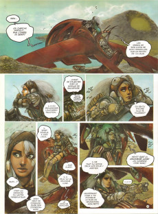 Extrait de Les gardiens du Maser -2- L'ile des nains