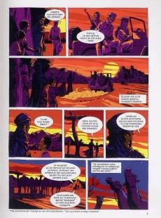 Extrait de Aïr -1- Le soulèvement