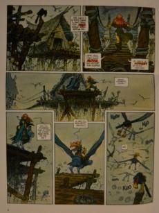 Extrait de La quête de l'oiseau du temps -1Cof- La Conque de Ramor