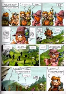Extrait de Le donjon de Naheulbeuk -10- Quatrième saison, Partie 1