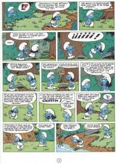 Extrait de Les schtroumpfs -3b72- La schtroumpfette