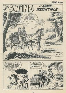 Extrait de Capt'ain Swing! (1re série) -195- L'arme irrésistible