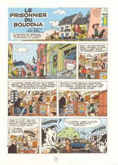 Extrait de Spirou et Fantasio -14e80- Le prisonnier du Bouddha