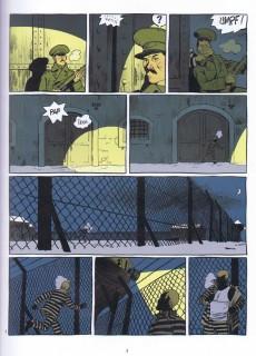 Extrait de Esteban -4- Prisonniers du bout du monde