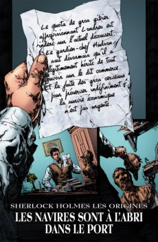 Extrait de Sherlock Holmes (Beatty/Indro) -2- Les origines 2/2