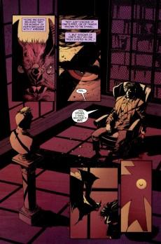 Extrait de Batman (2011) -7- The talons strike!