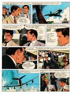 Extrait de Paul Foran (édition pirate) -5- Le gang des vampires