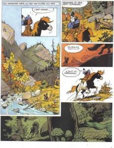 Extrait de Yakari -5a81- Yakari et le grizzly