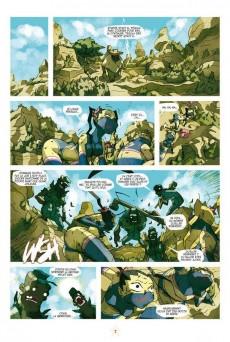 Extrait de Lucha Libre -INT2- Intégrale #2