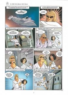 Extrait de Un héros presque parfait -2- Leçon n°2 : La pieuvre par trois, faire vous devez !