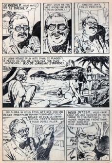 Extrait de Mister No -1- L'homme aux lunettes noires