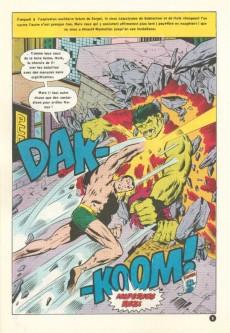 Extrait de Les défenseurs (1re série - Arédit - Artima Color Marvel Super Star) -3- Pour la défense du royaume