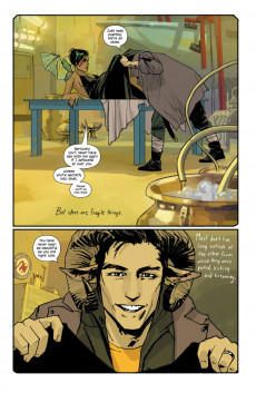 Extrait de Saga (Image comics - 2012) -1- Chapter one