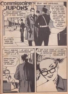 Extrait de Frimousse et Frimousse-Capucine -1972- Commissaire