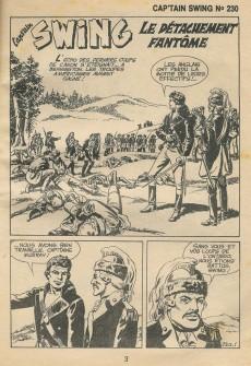 Extrait de Capt'ain Swing! (1re série) -230- Le détachement fantôme