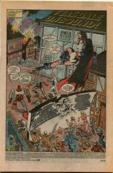 Extrait de Justice League Europe (1989) -7- Teasdale unbound
