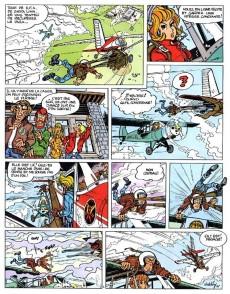 Extrait de Natacha -2a1983- Natacha et le maharadjah