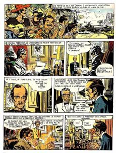 Extrait de Paul Foran (édition pirate) -8- Baroud dans l'île