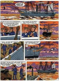 Extrait de Les tuniques Bleues -19b88- Le David