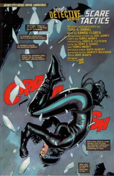 Extrait de Detective Comics (2011) -8- Scare tactics