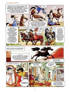 Extrait de Camomille et les chevaux -1- Un Amour d'Océan
