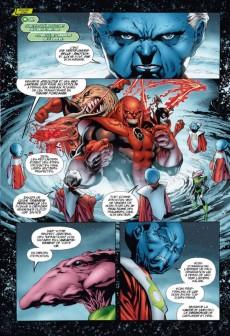 Extrait de Green Lantern Showcase -1- Les prémices de la guerre des Green lantern !